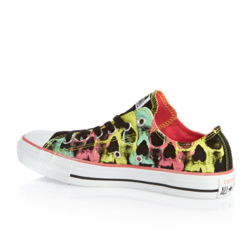 Converse All Star Ox Donna Sneaker Multicolore Mehrfarbig