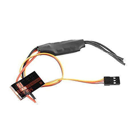Multi Axis MR.RC 12A Brushless ESC Speed Controller for 250 Four Axis F330 plastic black, by LC