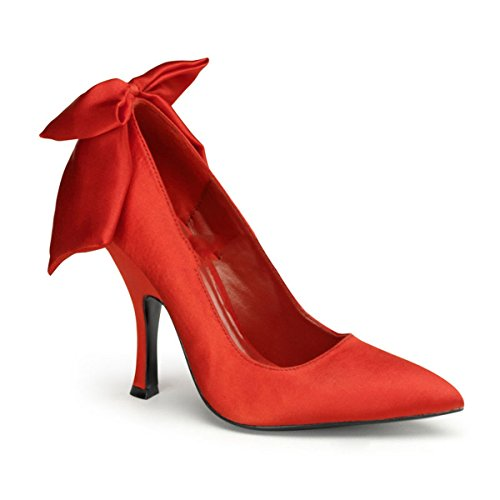Pin Up Couture ,  Scarpe col tacco donna Rosso rosso 35 (US-5)