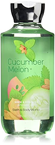 Bath & Body Works Shea & Vitamin E Shower Gel Cucumber Melon, Cucumber Melon