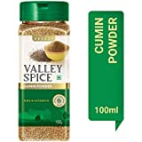 Valley Spice Select Cumin Powder - Select 100g (Pack of 2)
