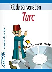 Turc ; Guide + CD Audio