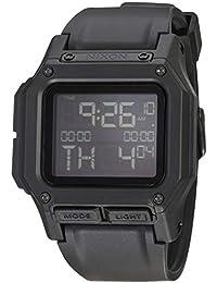 cc9af13b7ec0 Nixon Regulus Nixon De los Hombres Reloj A1180001
