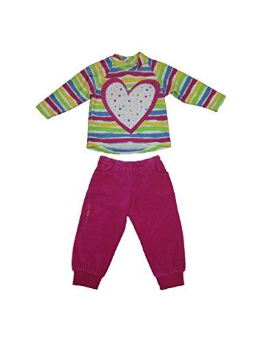 Agatha Ruiz de la Prada Chandal rallas, Bebe Mädchen, Farbe: mehrfarbig, Mehrfarbig 62 cm