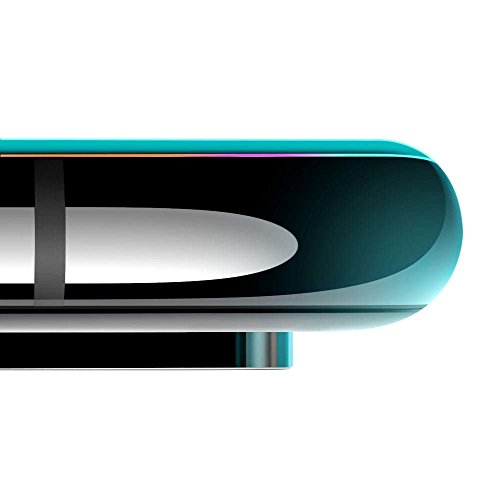 ESR Protector de Pantalla iPhone XS/X 3D [Cobertura Completa] de Máxima Protección, [Kit de Instalación Fácil], Protector de Cristal Templado Premium para iPhone XS/X (5,8 Pulgadas) -Negro