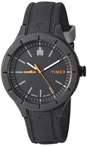 Timex Ironman Essential Urban Analog 42 mm Uhr Gray/Orange Accents