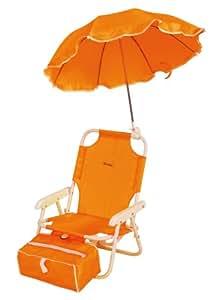 Simba 801 5120 - Kinder Klappstuhl mit Schirm: Amazon.de