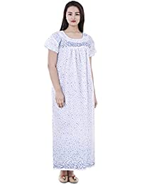 7b9593aaae Amazon.in  Whites - Nighties   Nightdresses   Sleep   Lounge Wear ...