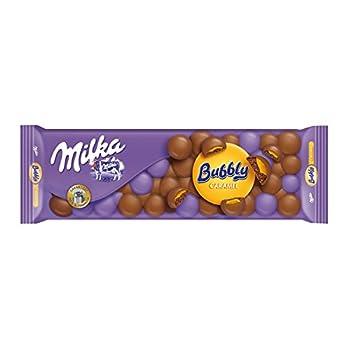 Milka Bubbly Caramel 250 g