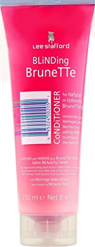 Lee Stafford Blinding Brunette Conditioner For Natural & Coloured Hair 250ml