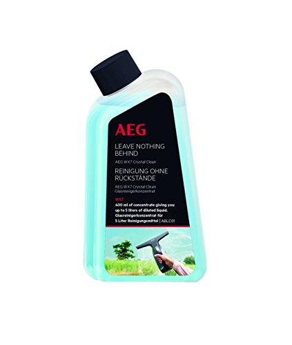 AEG ABLC 01 Glasreinigerkonzentrat für WX7 Fensterreiniger, 400ml Konzentrat für 20 Anwendungen
