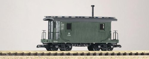Piko 37801  - G Van PWG DB Época III
