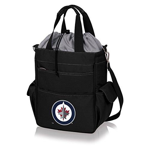 Picnic Time NHL Winnipeg Jets isolierte Active Tote Winnipeg Jets-logos