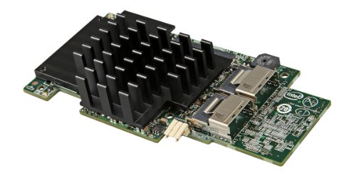 Intel RMS25CB080RAID-Controller-RAID-Controller (SAS, SATA, PCI Express x8, 2.0, 0, 1, 5, 6, 10, 50, 60, 1024MB, DDR3) - Intel Sata Raid