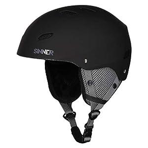 SINNER Skihelm für Herren, Damen & Kinder – Ski & Snowboard Helmet mit Verstellbare Größe & Mehrere Farben