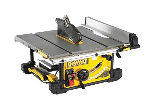 DEWALT DWE7491-LX 110V TABLE SAW 250MM 2000 WATT