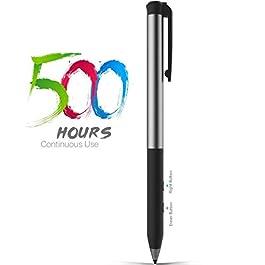 Heiyo Microsoft Certified Surface Pen, 4096 Stylus Active Touchscreen Styli