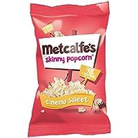 Metcalfe's Palomitas Dulces de Cine 20g
