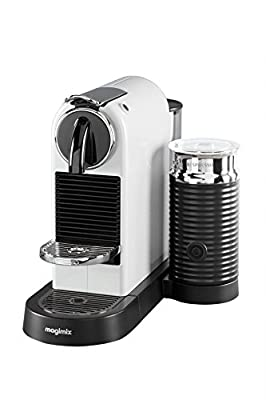Magimix Nespresso Citiz and Milk Coffee Machine 11317 from Magimix