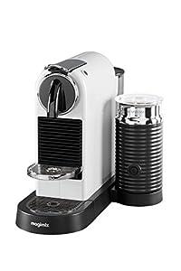 Nespresso Magimix Citiz & Milk White Coffee Machine