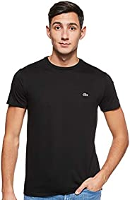 Lacoste Men's Crew Neck Pima Cotton Jersey T-shirt T-S