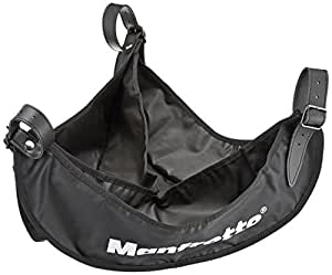 Manfrotto 166 Utility Apron To Add Stability And Keep All Your Accessories Neat And Tidy, With Adjustable Straps It Will Fit Most Manfrotto Tripods