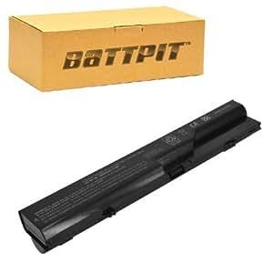Battpit™ Batterie d'ordinateur Portable Pour HP 593573-001 (11.1V 6600 mAh / 73Wh) [18 Mois de garantie]