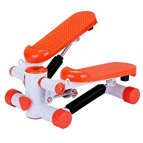 Mini Einstellbare Twist Stepper Maschinen Fitness Maschine Stepper Multifunktions Schritt Maschine Trainer Fußmaschine Bequem für Fitnessgeräte Roscloud@
