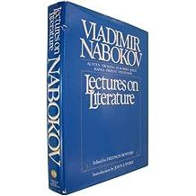 Lectures on Literature by Vladimir Vladimirovich Nabokov (1980-10-01)