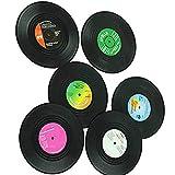 Lorsoul 6pcs / Set CD Vinyle Coa...