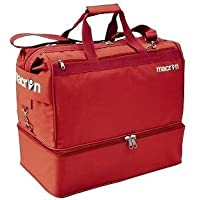 Macron Apex Fitness Sports Holdall red