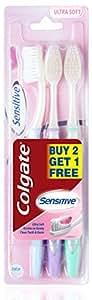 Colgate Sensitive Toothbrush - Buy 2 get 1 Saver