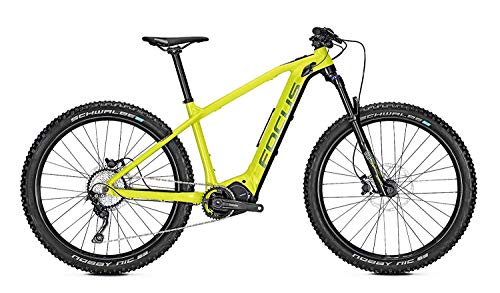 Focus Mermelada ²HT 6.8 Plus Shimano Pasos Eléctrico All Mountain Bicicleta 2019 - Lima, L/47cm