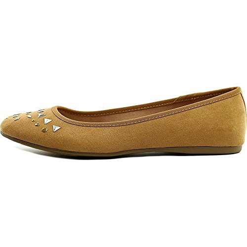 Style & Co Aleea Femmes Synthétique Chaussure Plate Dark Natural
