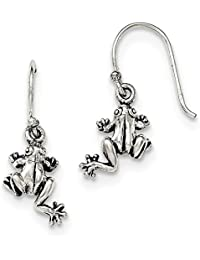 Lex /& Lu Sterling Silver w//Rhodium Enameled Baby Picture Frame w//Lobster-Prime