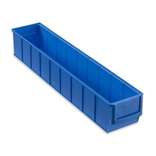 Preisvergleich Produktbild Industriebox blau 500x91x81 mm Stapelboxen Stapelbox Stapelkästen Stapelkasten universalboxen Lagerkisten Lagerkiste lagerbehälter kunststoffkisten Stapelkiste Stapelkisten aufbewahrungskiste aufbewahrungskisten kunststoffkiste Universalkiste