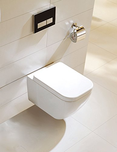Wand-WC inkl. Soft-Close Sitz WH-6020