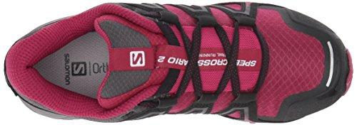 Barbabietola Speedcross Descalade Scarpe Magnete Sangria Solomon Rosso Donna 2 Vario W aZPW88pd