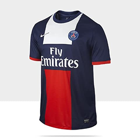 Nike - Maillot Foot - maillot psg ss home repl jsy - Taille XL