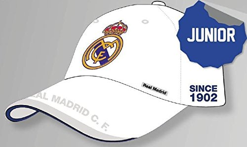 REAL MADRID GORRA JUNIOR PRODUCTO OFICIAL