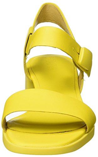 a09f24ddb7 Camper Kobo K200326001 Sandalen Damen Yellow -kappelberg-apotheke-app.de
