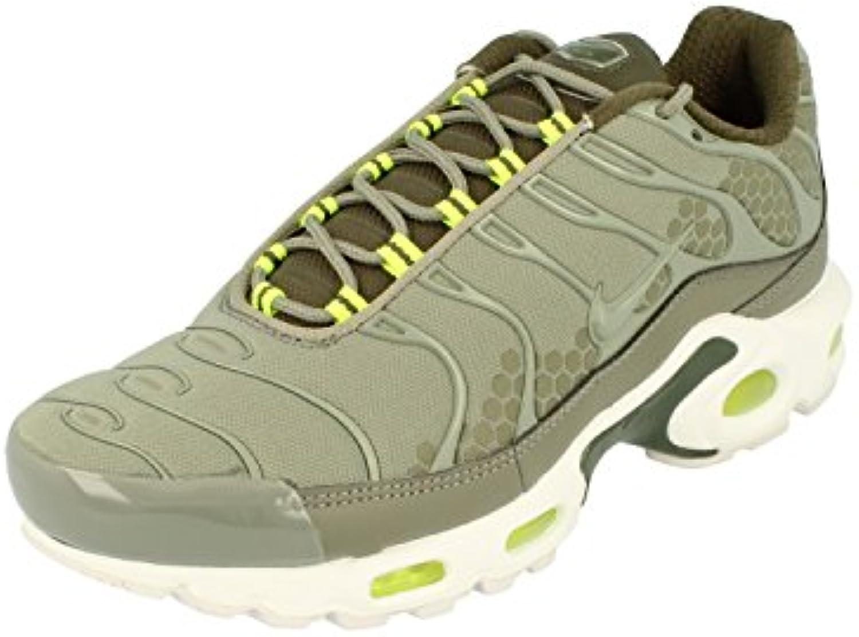 nike plus air max plus nike se   en formateurs 918420 chaussures chaussures (uk 6.5 nous 7,5 ue 40,5, cargo khaki stucco 300) 891b27