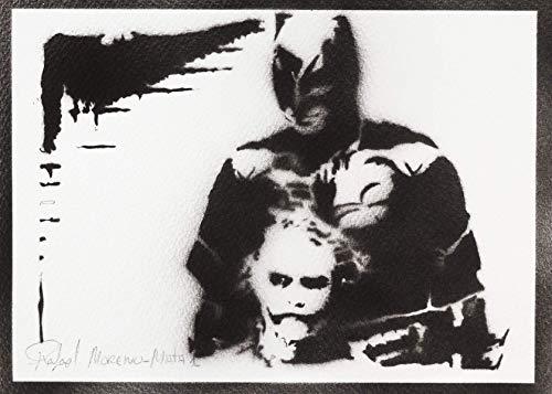 Graffitis Joker