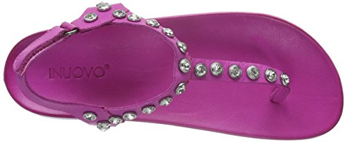 Inuovo 6282, Salomés femme Rose - Pink (FUXIA)