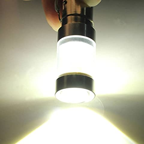 2x 1156BA15S 30W XBD LED Cool White Xinban Car Lights Turn Signal Indicator Reverse Light Tail Light Backup Lights Back Lamps Reverse Lamp Light Bulb Daytime Running Light Bulb DC 12V