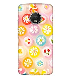 PrintHaat 3D Hard Polycarbonate Designer Back Case Cover for Motorola Moto G5