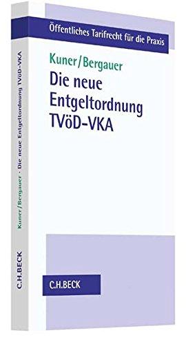 Die neue Entgeltordnung TVöD-VKA - Partnerlink