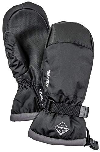 Hestra Gauntlet CZone Junior - Mitt Black Graphite - 5 Czone Gauntlet