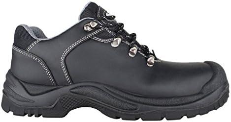 Toe Guard tg8024546 Storm – Zapatos de seguridad S3 SRC talla 46 NEGRO