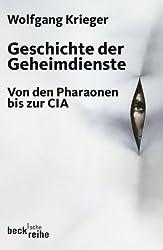 Geschichte der Geheimdienste: Von den Pharaonen bis zur CIA